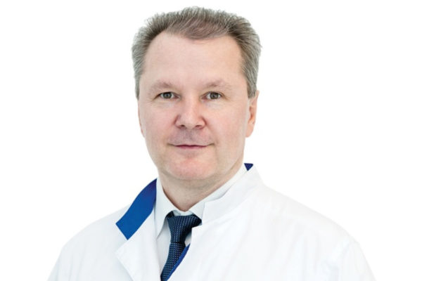 Профессор Гибадулин Наиль Валерьянович