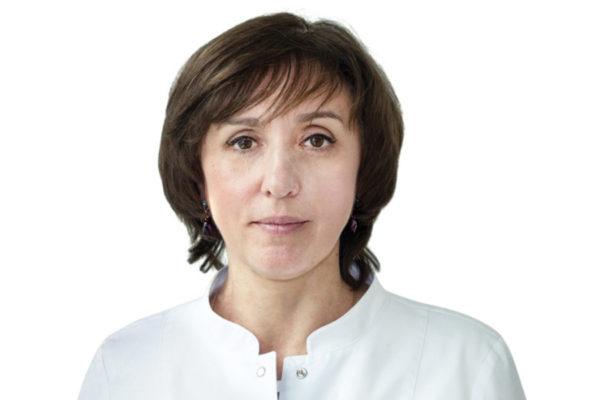 Профессор Годжелло Элина Алексеевна