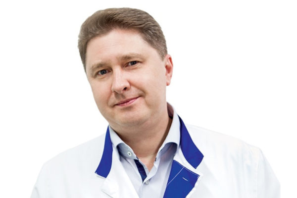 Профессор Григорьев Николай Александрович