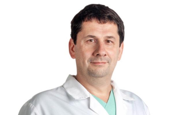 Профессор Гуща Артем Олегович