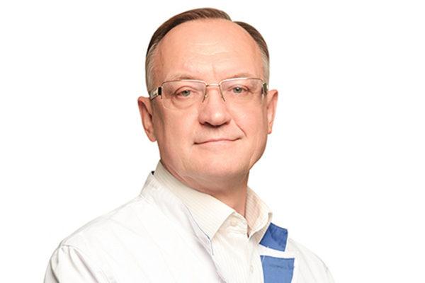 Профессор Кривошапкин Алексей Леонидович