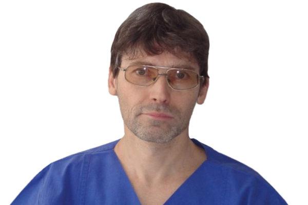 Профессор Перлин Дмитрий Владиславович