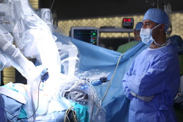 Роботы-хирурги. Перспективы развития