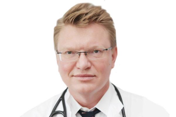 Профессор Ардашев Андрей Вячеславович