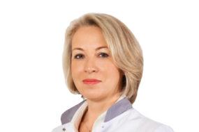 Доктор Ким Марина Петровна