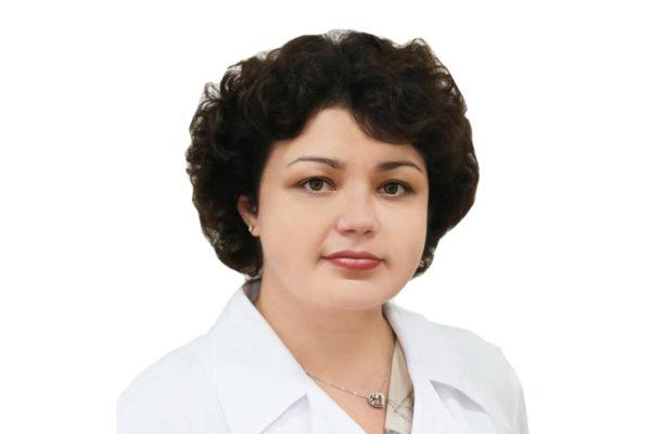 Доктор Танеева Алия Шавкатовна