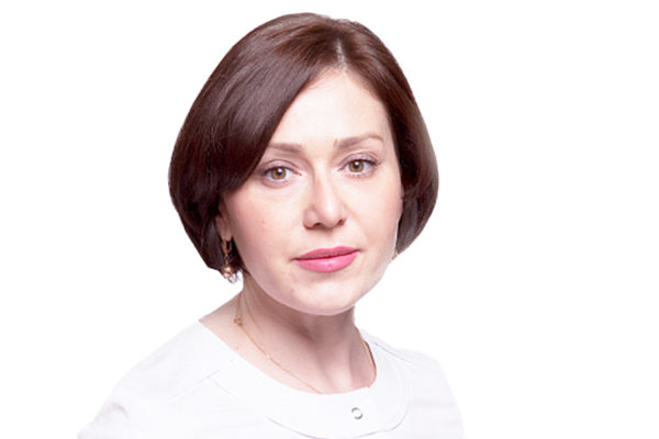 Доктор Туквадзе Екатерина Георгиевна
