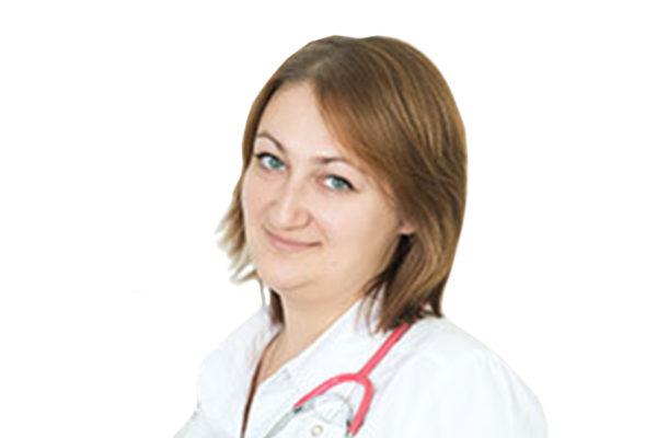 Доктор Егорова Ольга Николаевна