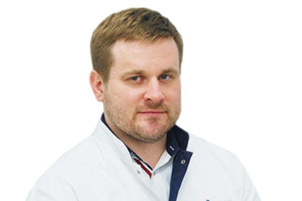 Профессор Афанасьев Максим Станиславович