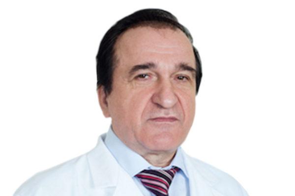 Профессор Серебрянский Юрий Евстафьевич