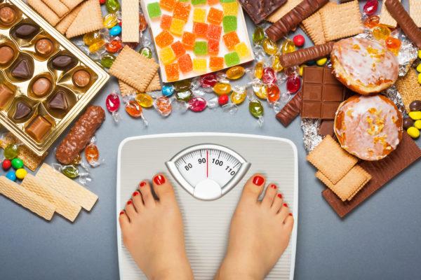 Исследование зависимости рака груди от массы тела