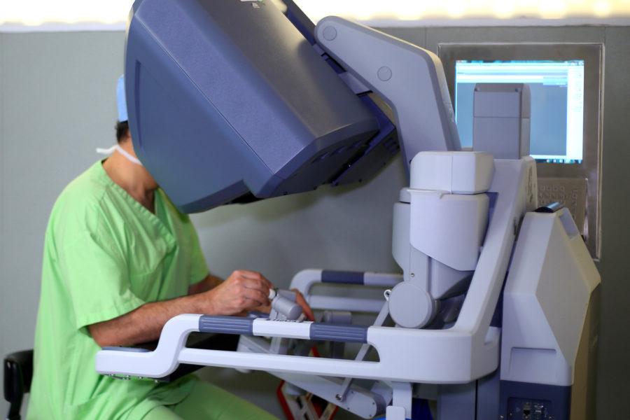 Операция роботом да винчи раке простаты