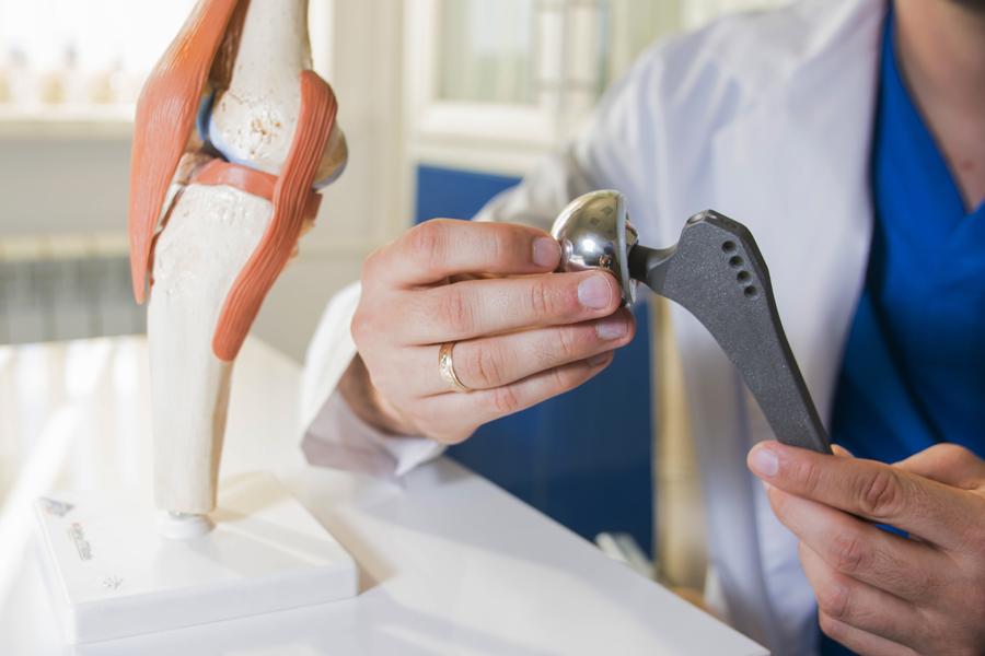 Замена тазобедренного сустава клиники