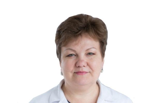 Доктор Усманова Людмила Шералиевна