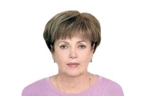 Профессор Манзюк Людмила Валентиновна