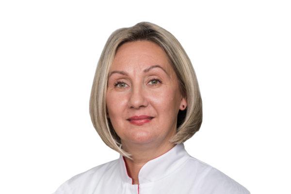 Доктор Любченко Людмила Николаевна