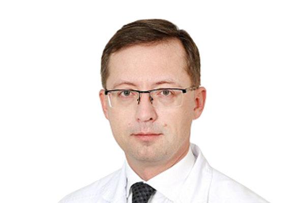 Доктор Подлужный Данил Викторович