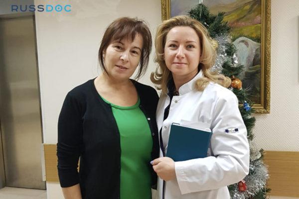 """Пациентка из Молдавии с редким диагнозом """"фиброматоз тканей языка"""""""