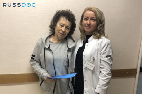 Забота о пациенте и о его здоровье – в первую очередь