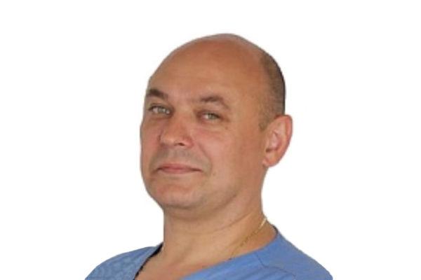 Доктор Зайцев Максим Владимирович