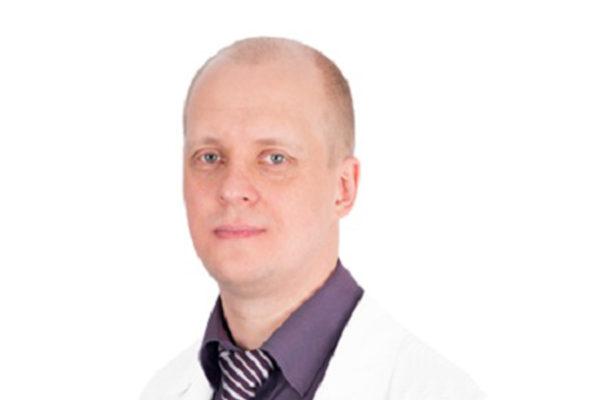 Доктор Дупик Николай Васильевич