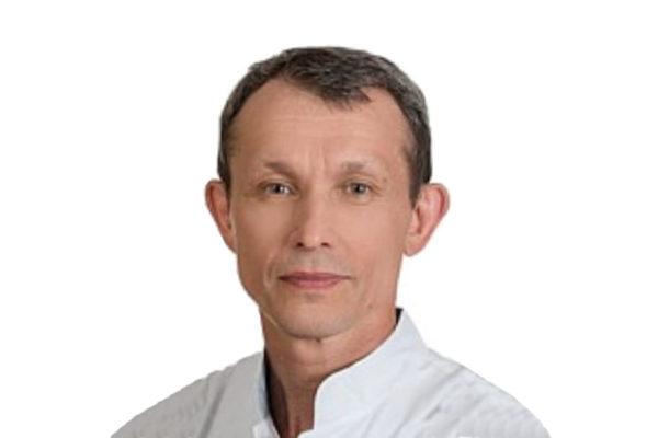 Доктор Винокуров Алексей Георгиевич