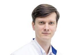 Профессор Косинец Владимир Александрович