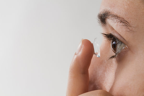 Бифокальные контактные линзы