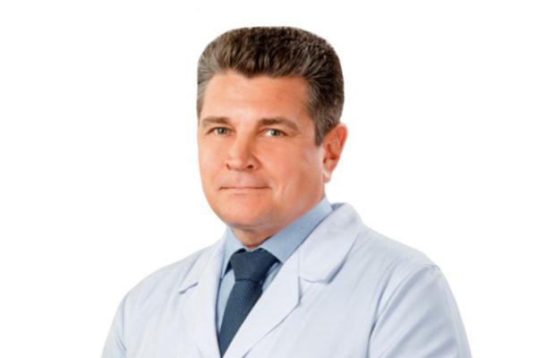 Доктор Бакланов Андрей Николаевич