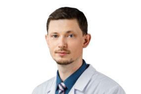Доктор Яськов Константин Николаевич
