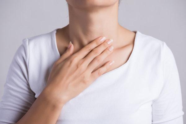 Рак гортани: симптомы и осложнения