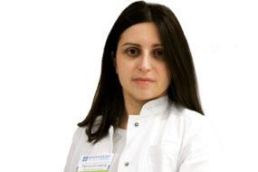 Доктор Гринберг Мария Владимировна