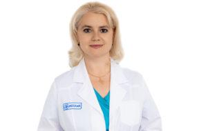 Доктор Иванова Екатерина Викторовна