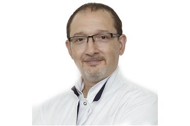 Доктор Раснер Павел Ильич